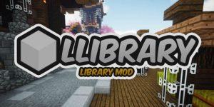 minecraft llibrary mod
