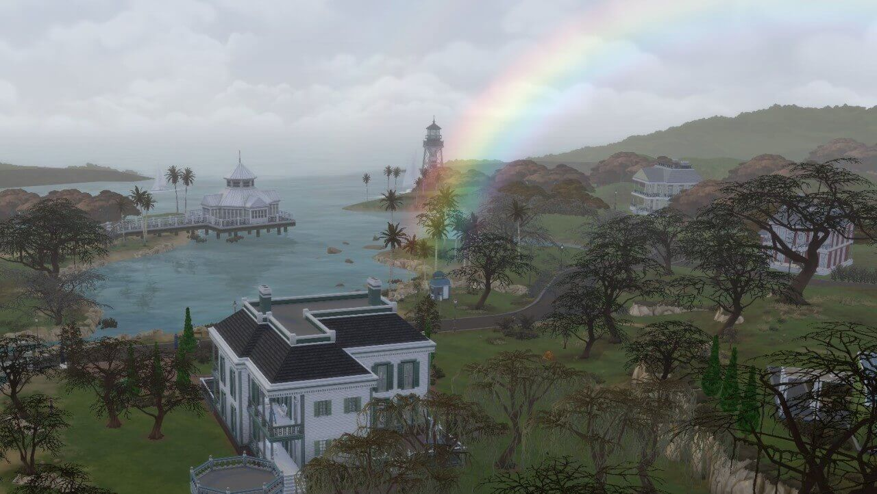 How to Change Weather In Sims 4